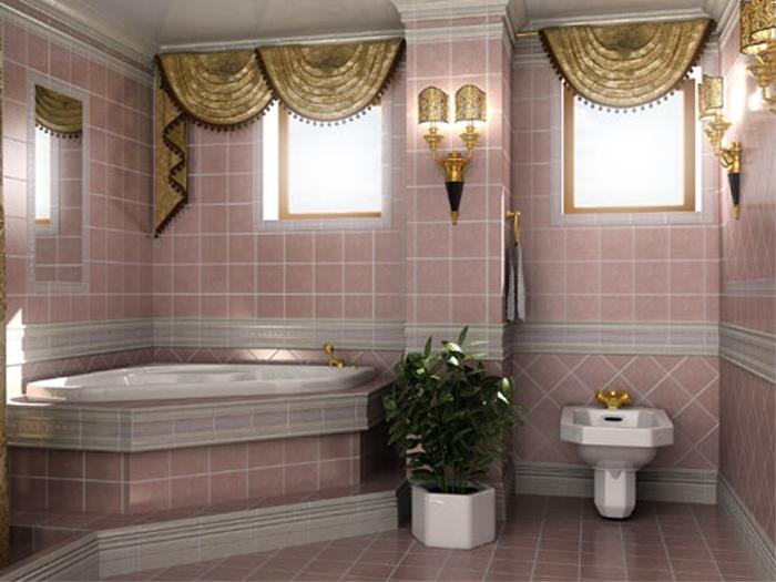 ремонт ванной комнаты под ключ в